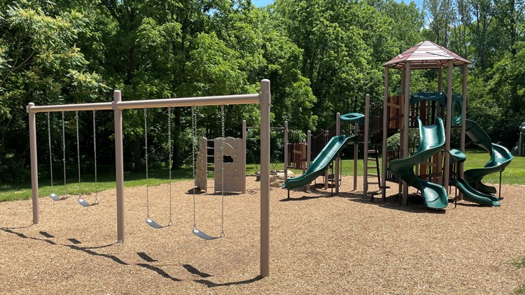 New playgrounds installed at 10 Ohio state parks
