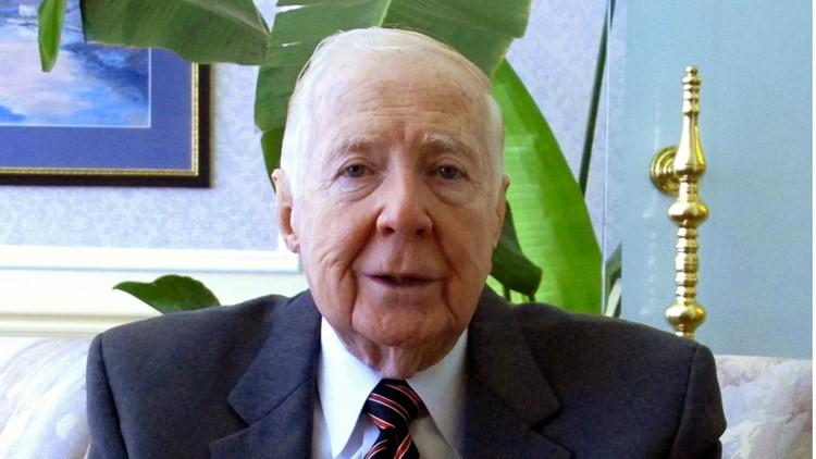 Ex-Ohio Supreme Court justice Andy Douglas dies