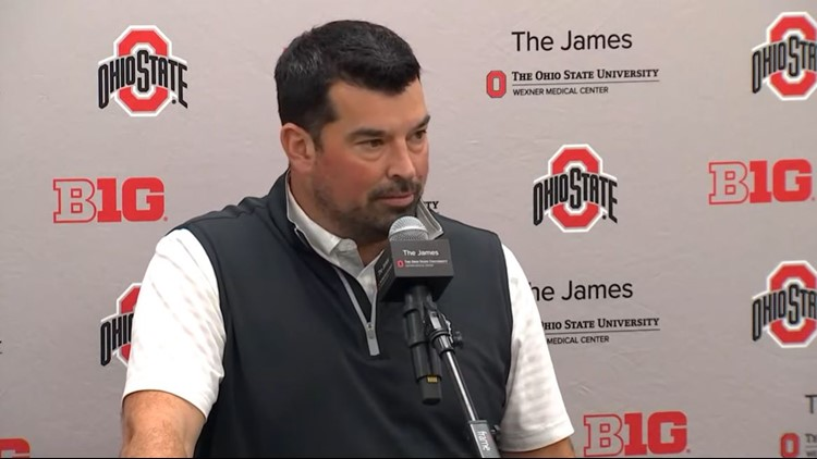 WATCH: Ryan Day press conference   Ohio State-Akron Week