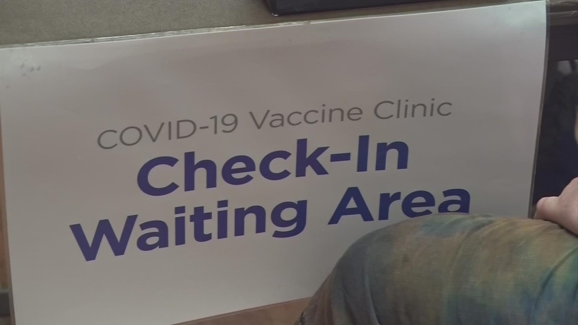Has the delta variant caused an increase in the number of vaccinations?