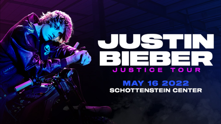 Justin Bieber reschedules Columbus show for May 2022