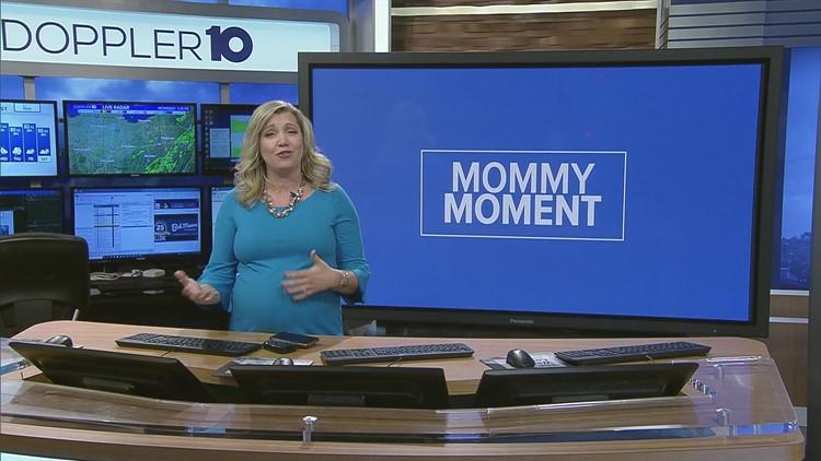Mommy Moment: Temper tantrums