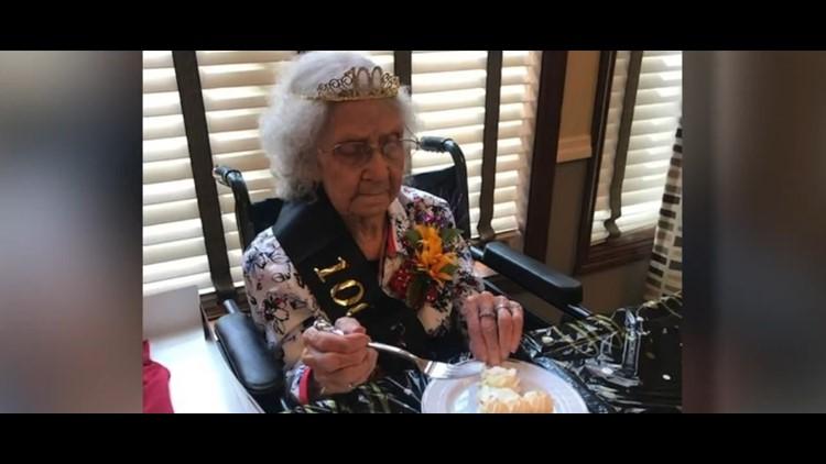 Illinois' 'Rosie the Riveter' celebrates her 100th birthday