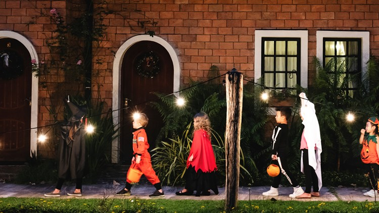 Halloween In Hilliard Ohio 2020 Trick or treat scheduled for October 29 in Hilliard; masks