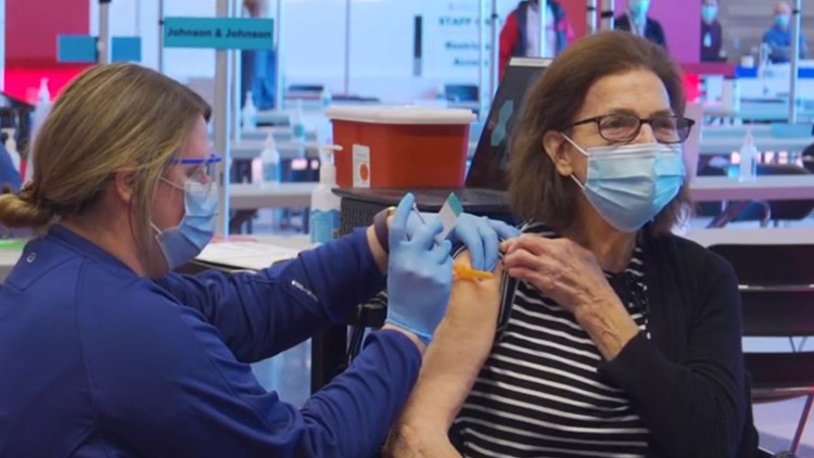86-year-old woman at Ohio State likely first to receive Johnson & Johnson COVID-19 vaccine in U.S.