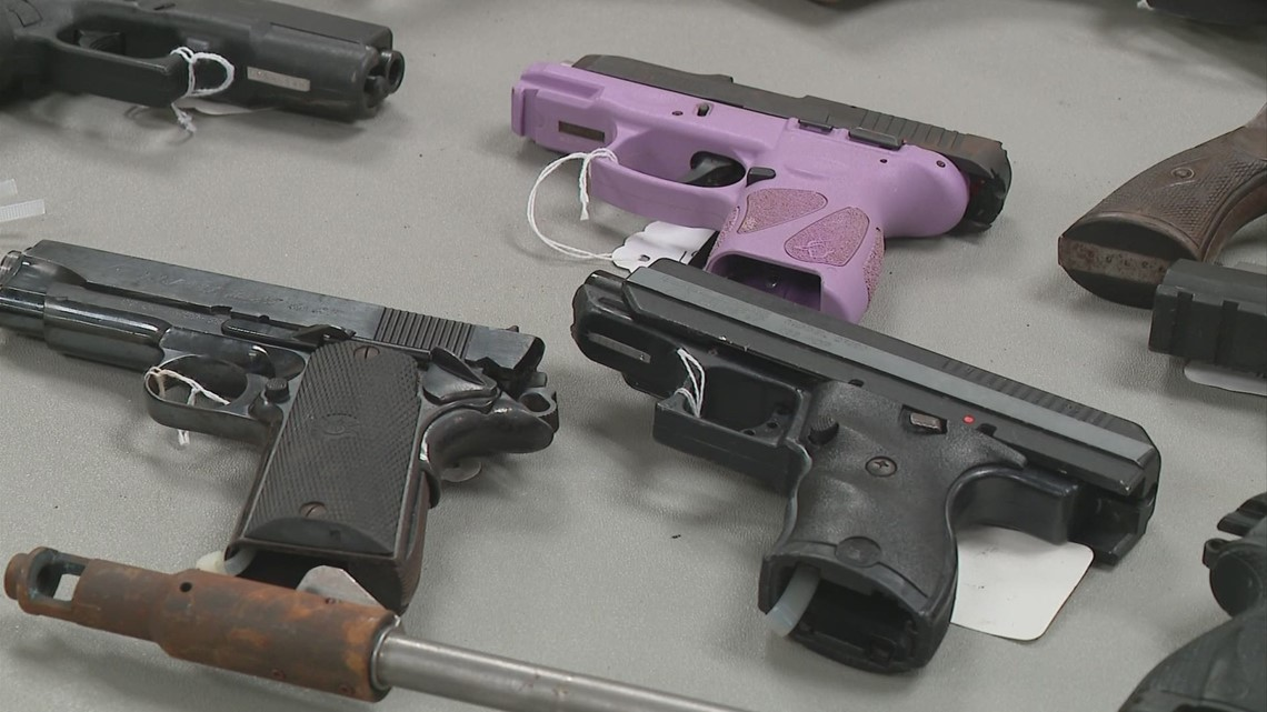 Data key in ATF, Columbus police partnership to connect guns to violent crimes