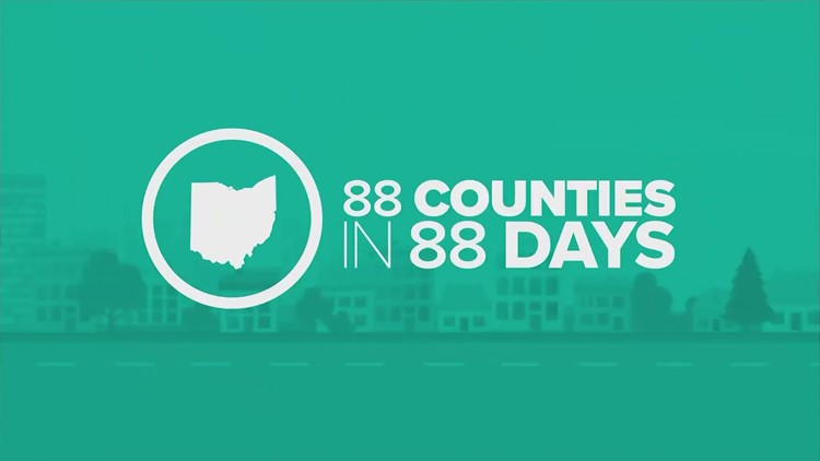 88 Counties in 88 Days: Perry County