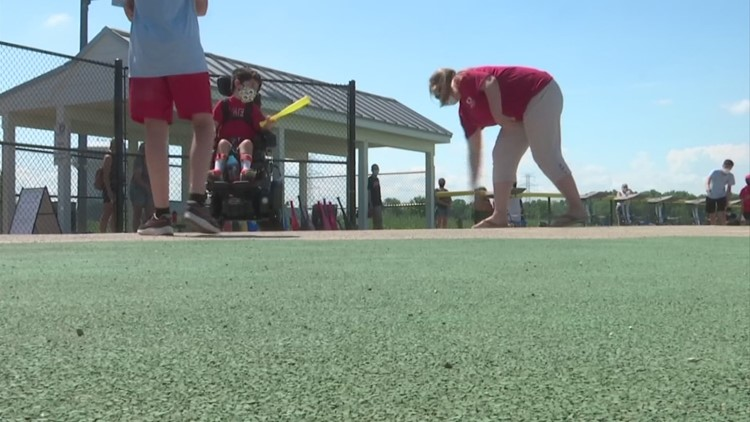 Back at bat: Miracle League of Central Ohio returns to the field with safety in mind