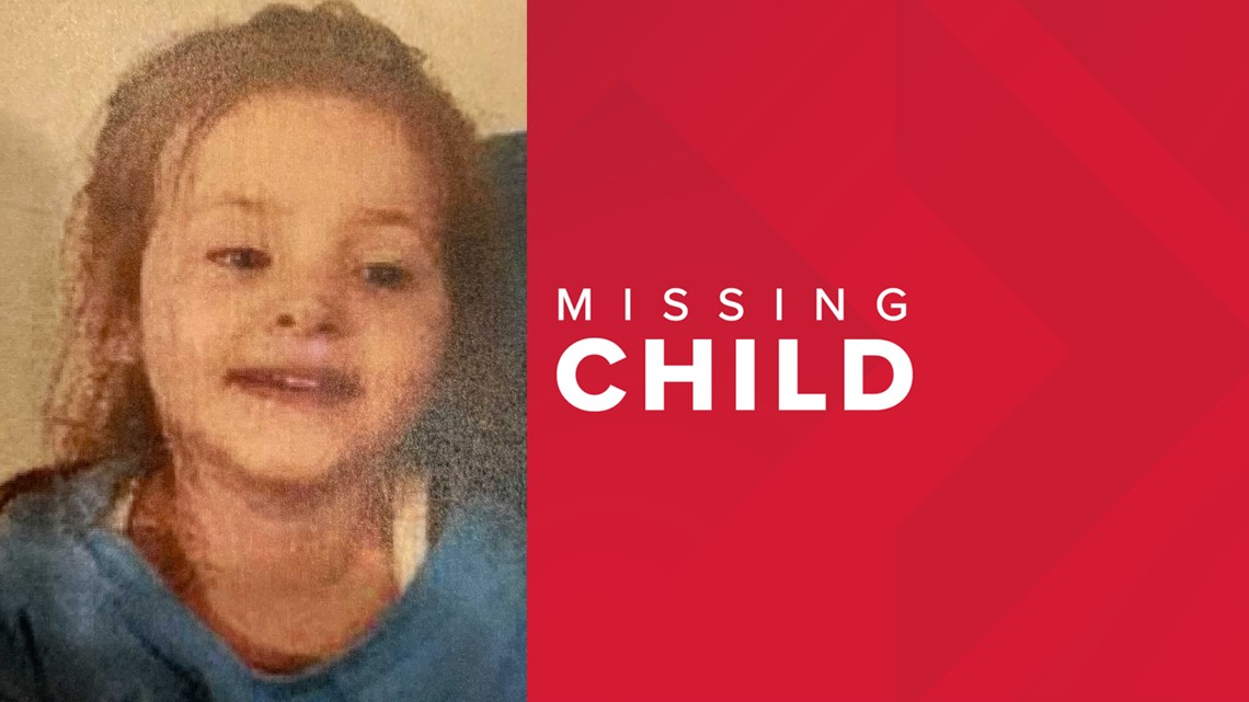 Columbus police looking for missing 5-year-old girl last seen with 36-year-old man