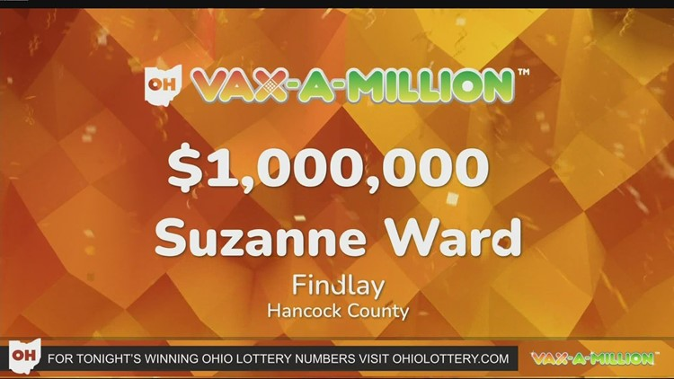 Fourth winners of Ohio's 'Vax-a-Million' lottery announced