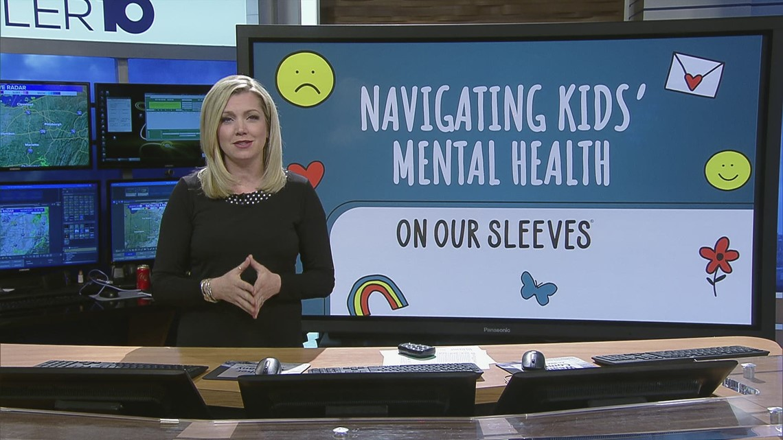 On Our Sleeves: Encouraging kids to talk about emotions