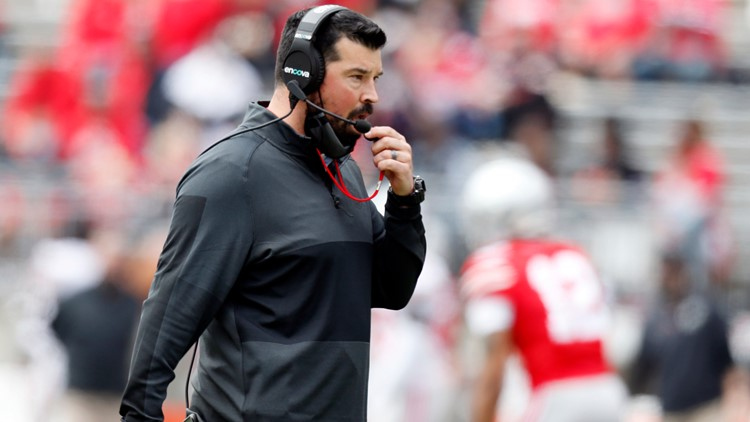 WATCH: Ryan Day, Ohio State coaches discuss end of spring football