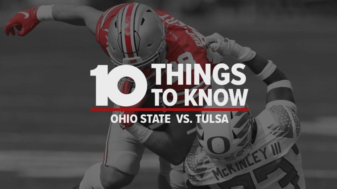 10 Things To Know: Ohio State vs. Tulsa