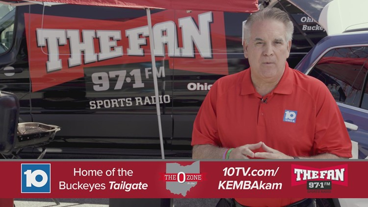 KEMBA Kam at the O-Zone Tailgate