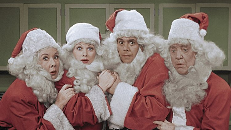 I Love Lucy' Christmas special airs Friday on 10TV | 10tv.com