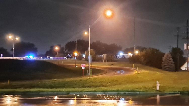 I-70 East at I-71 reopens following crash involving semi