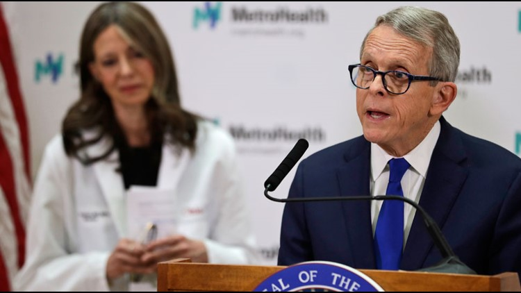 Will Ohio Face Closures Again If Coronavirus Cases Spike Here S What Dewine Is Saying 10tv Com