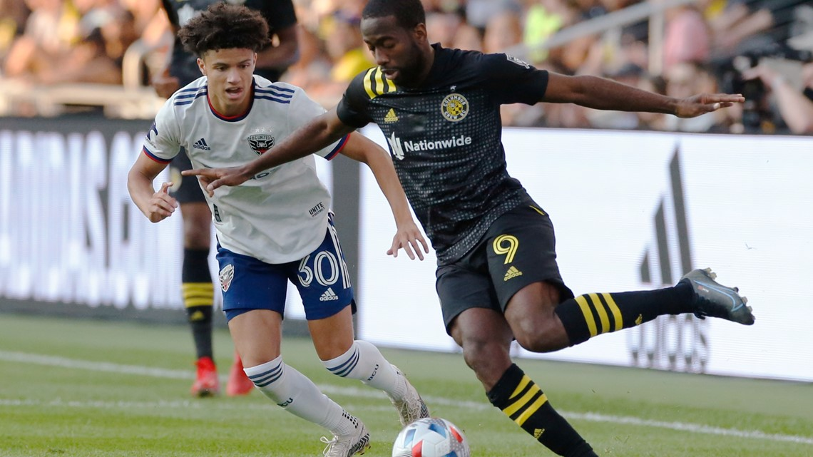 Crew midfielder Kevin Molino to have ACL surgery, will be out 9-12 months