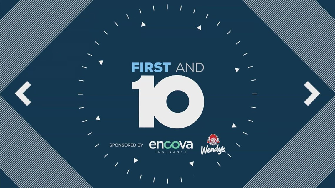 First and 10 | Week 5