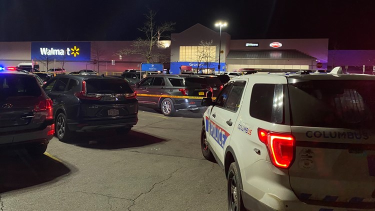 1 in life-threatening condition at Nationwide Children's after shooting outside Walmart on Morse Road