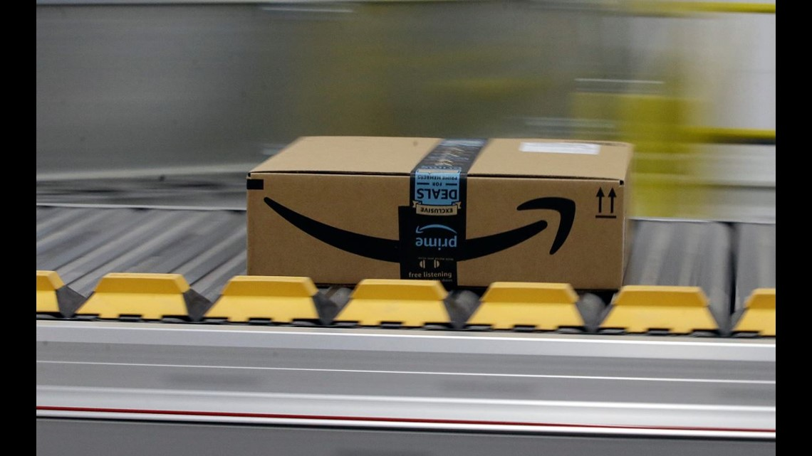Amazon Hiring For 1 500 Positions At West Jefferson Fulfillment Center 10tv Com