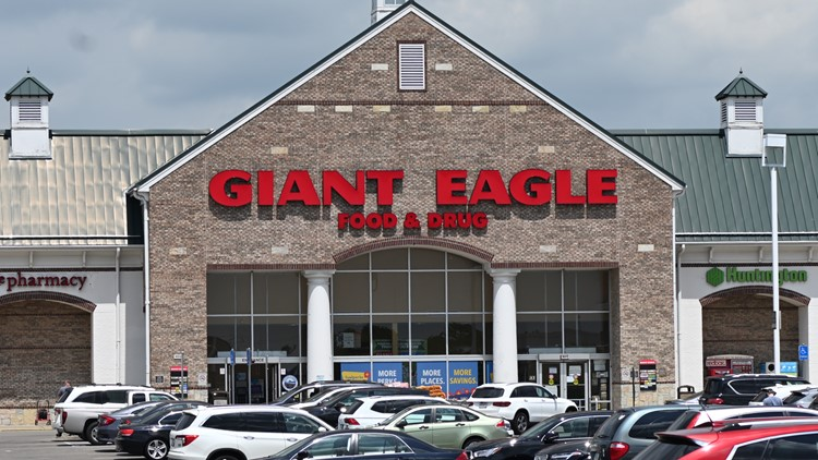 Giant Eagle becomes first grocery chain to accept PayPal, Venmo