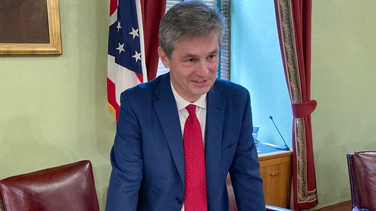 GOP state Sen. Matt Dolan to seek US Senate seat in Ohio
