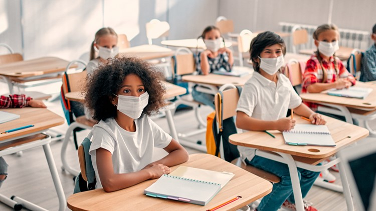 Masks set to be optional for Pickerington school students, staff