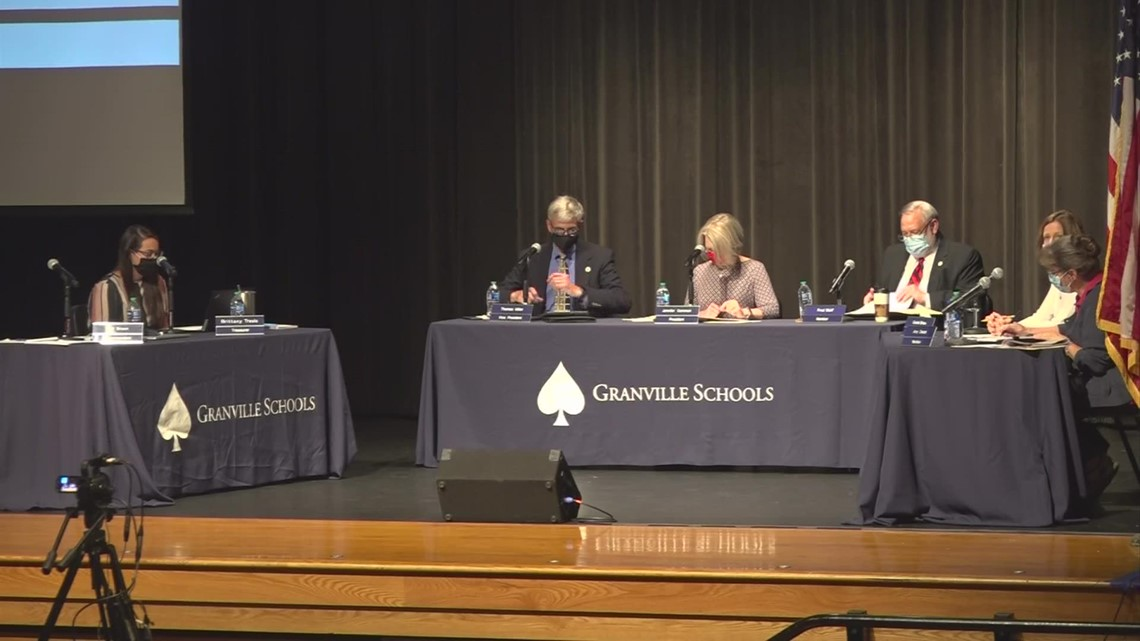 Granville families debate if kindergarteners should be taught about diverse families