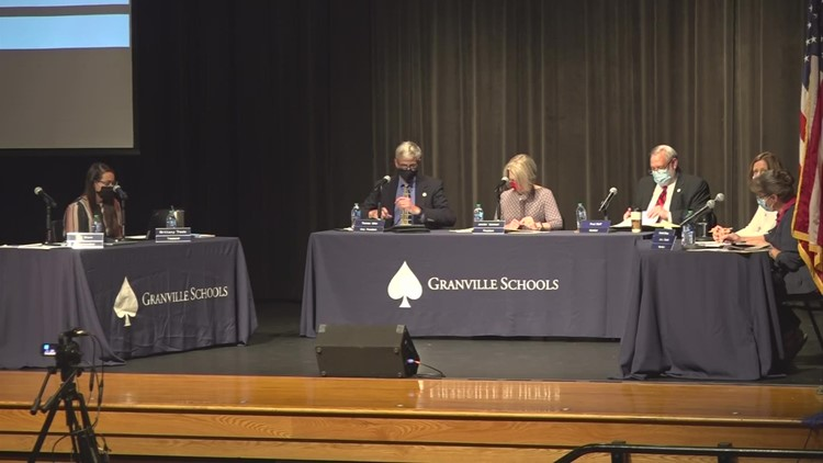 Granville parents debate if kindergarteners should be taught about diverse families