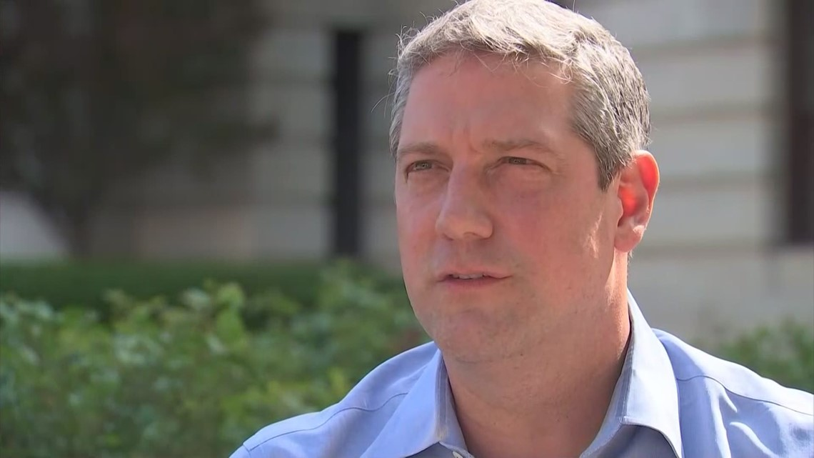 Ohio Rep. Tim Ryan to seek open US Senate seat