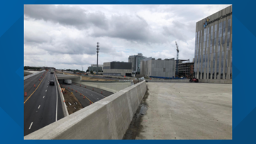 New ramp to connect downtown to eastbound Interstate 70 once again