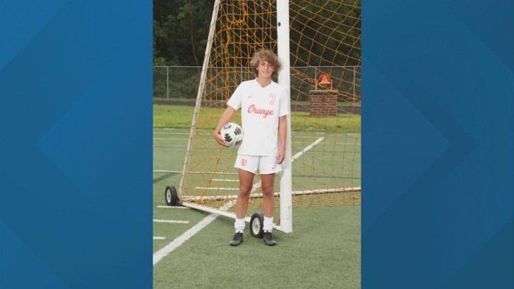 Olentangy Orange High School soccer player hospitalized after sustaining neck injury during game