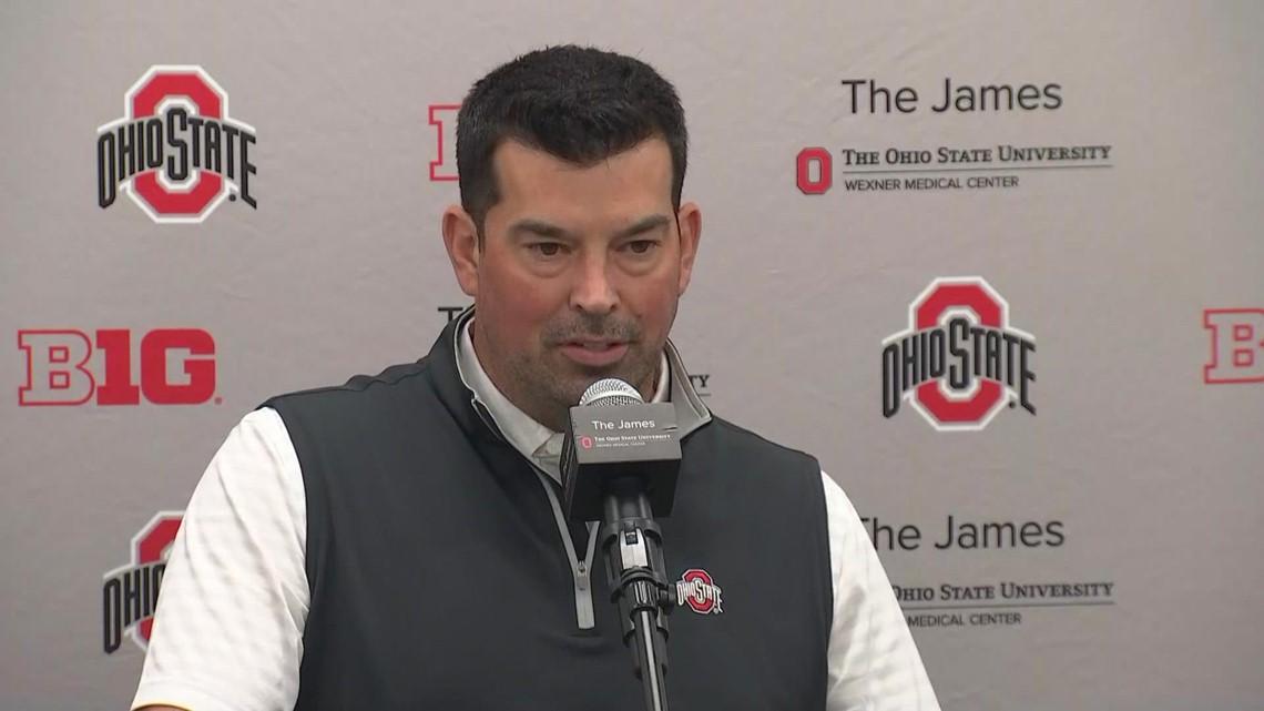 Ryan Day press conference | Ohio State-Tulsa Week