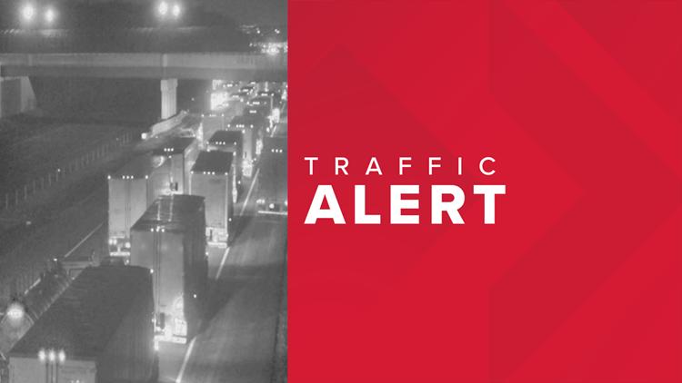 I-71 North reopens following Grove City crash