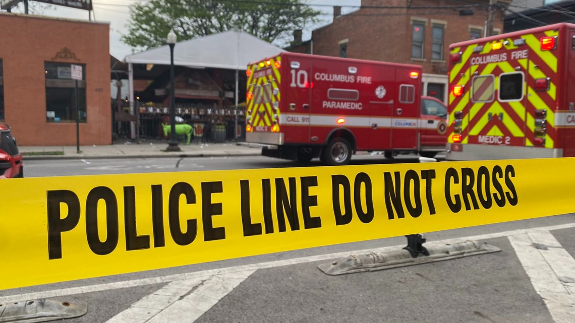 Columbus police asking for public's help in Park Street Cantina shooting investigation