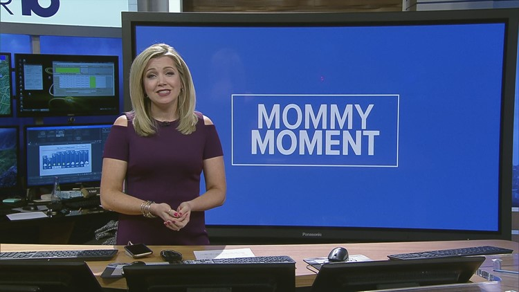 Mommy Moment: Getting comfortable with a babysitter