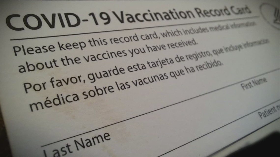 VERIFY: What are your rights when it comes to 'vaccine passports'