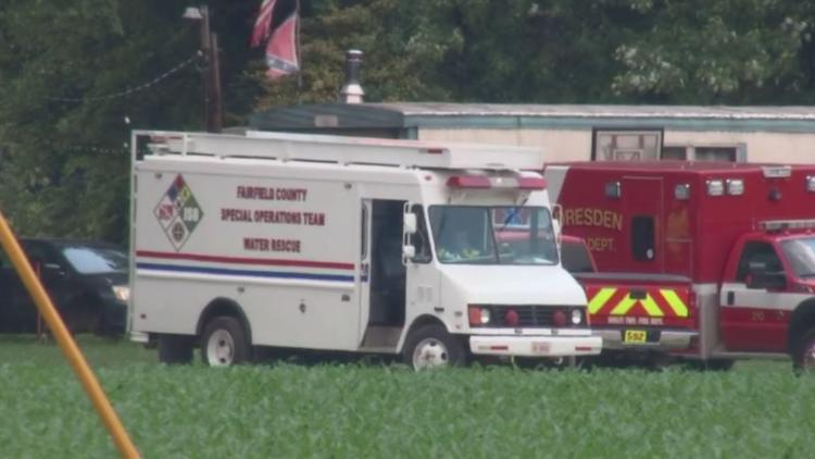 Body of boy who disappeared while swimming in Muskingum County recovered