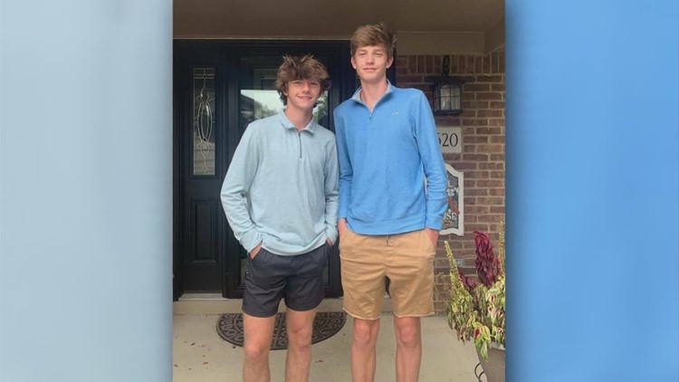 Athlete of the Week- Carson and Nick Puhl