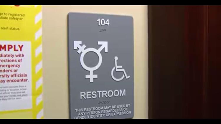 Bathroom Laws Spurring Transgender Americans To Organize 10tv Com