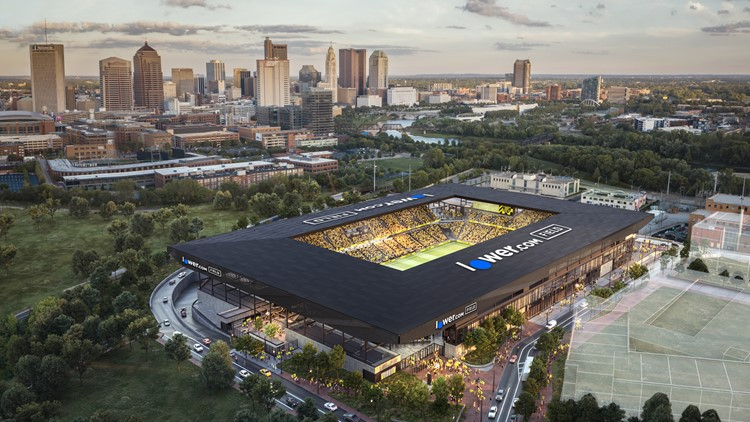 Lower.com Field announced as new name of Crew's downtown stadium