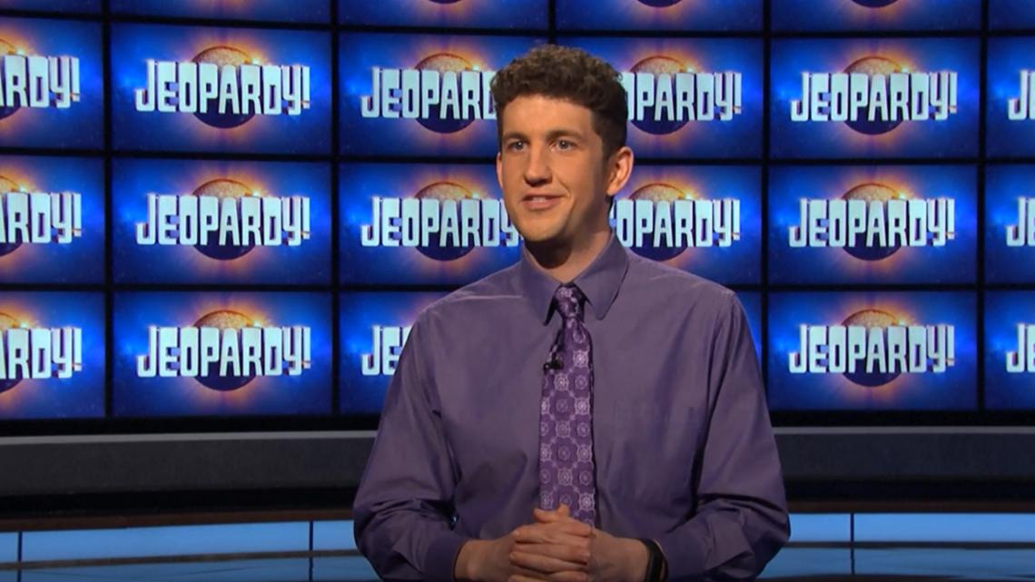 Interview: Ohio State graduate Matt Amodio on 'Jeopardy!' winning streak