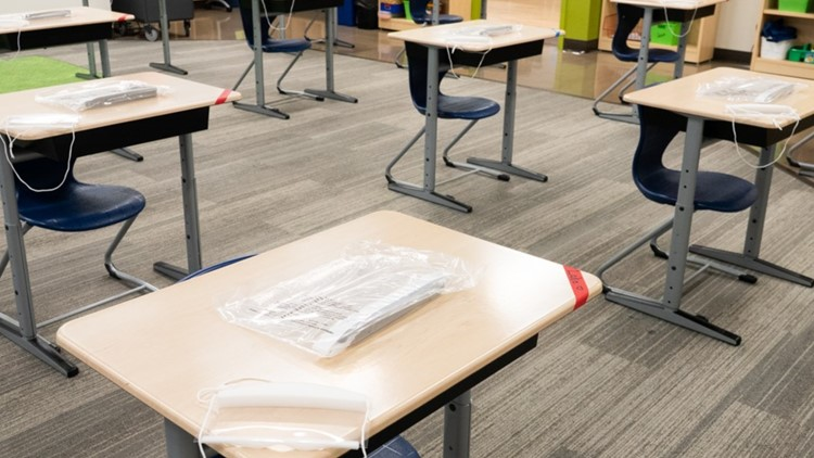 Columbus Public Health recommends hybrid format for schools returning to in-person learning