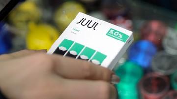 Juul Halts Sales Of Mint Its Top Selling E Cigarette Flavor 10tv Com