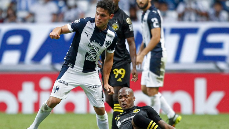 Monterrey downs Columbus to advance in the Champions League