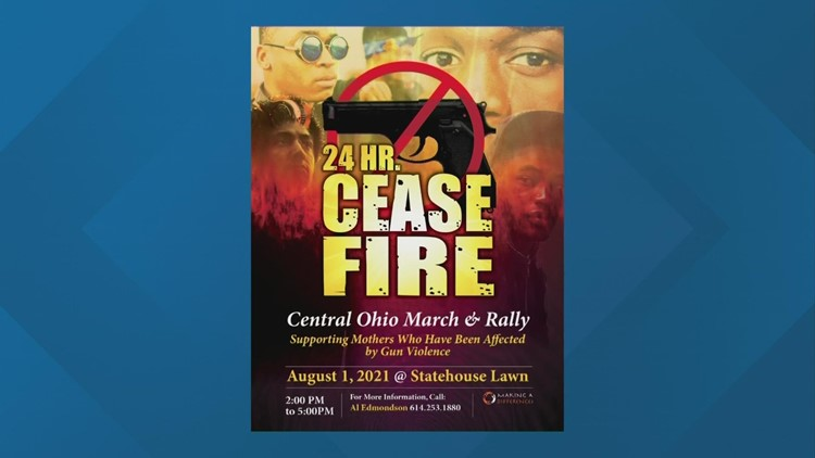 Two Columbus organizations to hold ceasefire rally on Sunday