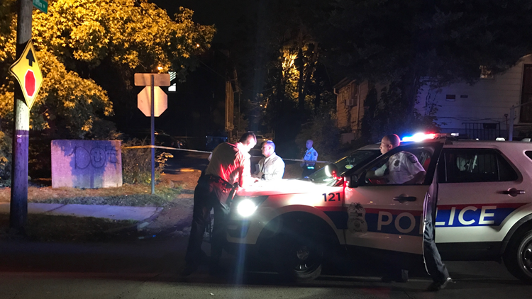1 person injured in east Columbus shooting