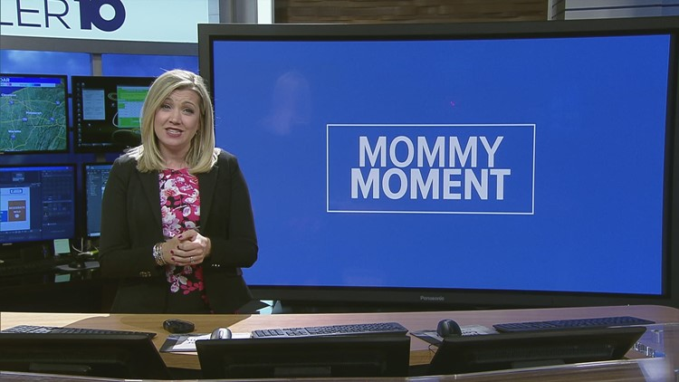 Mommy Moment: Helping kids through allergies