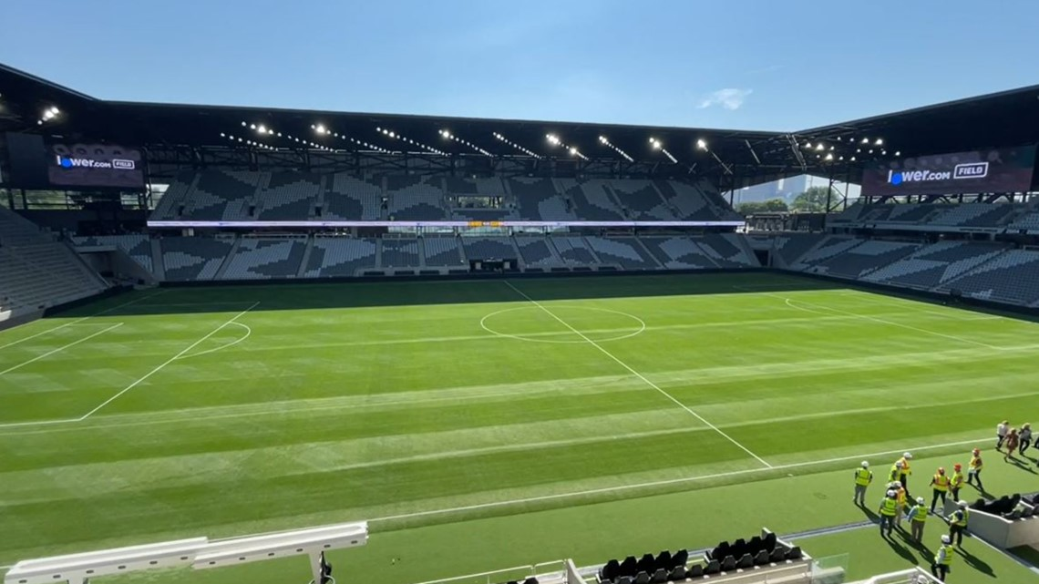 Lower.com Field: A look around the new home of the Columbus Crew